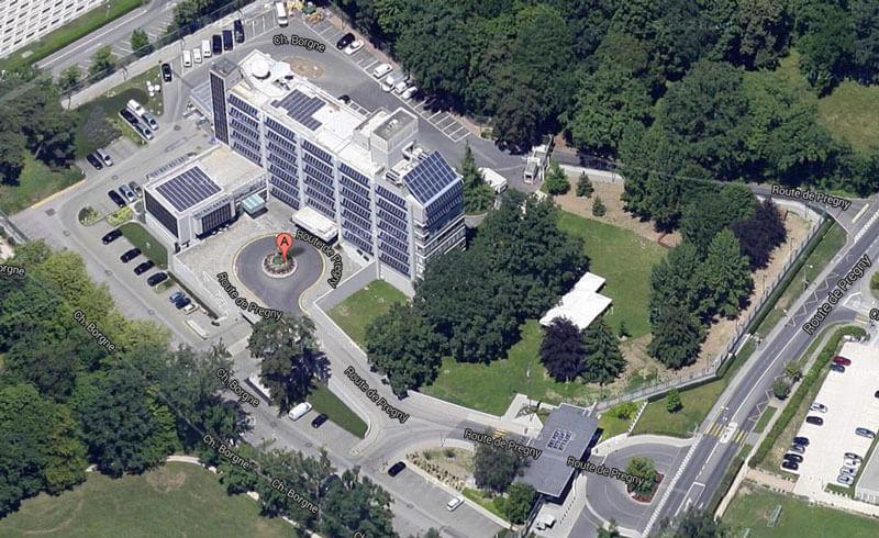 US Embassy Geneva, Switzerland