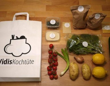 Vidis Kochtuete Cooking Kit