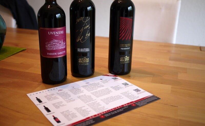 wine.me - Swiss e-Wine Revolution