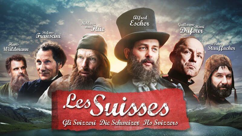 Les Suisses Documentary