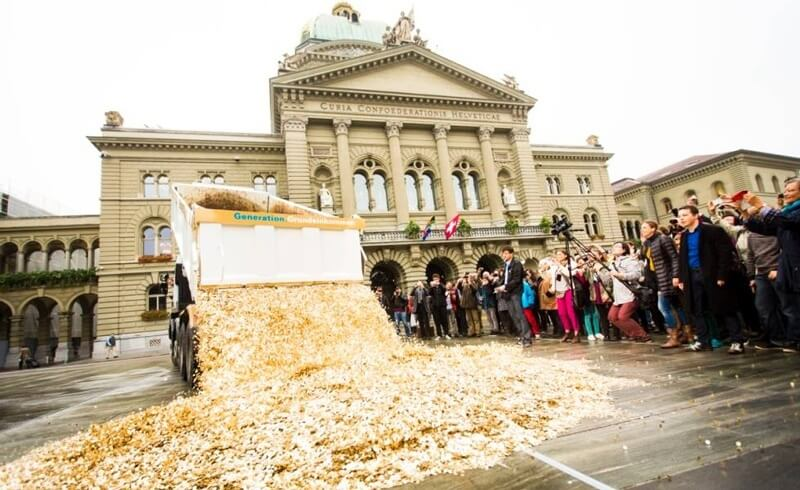 3 Popular Initiatives About Money And Salaries In Switzerland