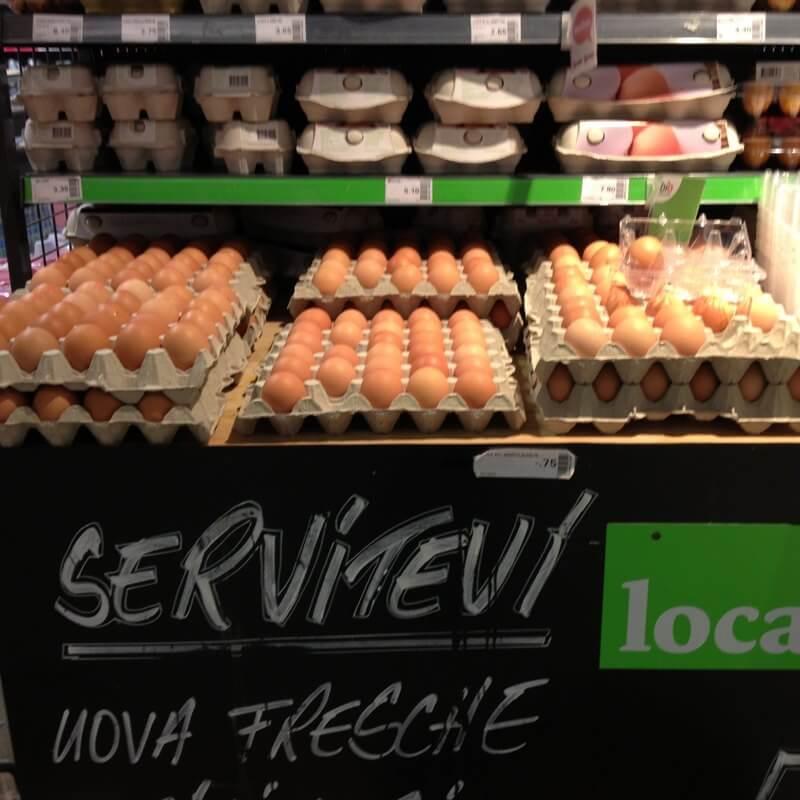 Reasons to Love Switzerland - Eggs Galore