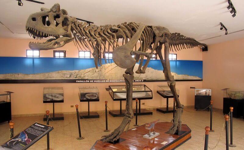 Bolivia - Sucre Dinosaur
