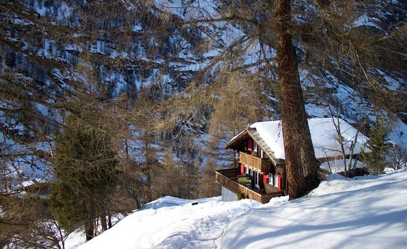 Chalet Bergheim in Zermatt, Switzerland