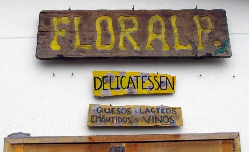 Ecuador - Floralp on Galapagos