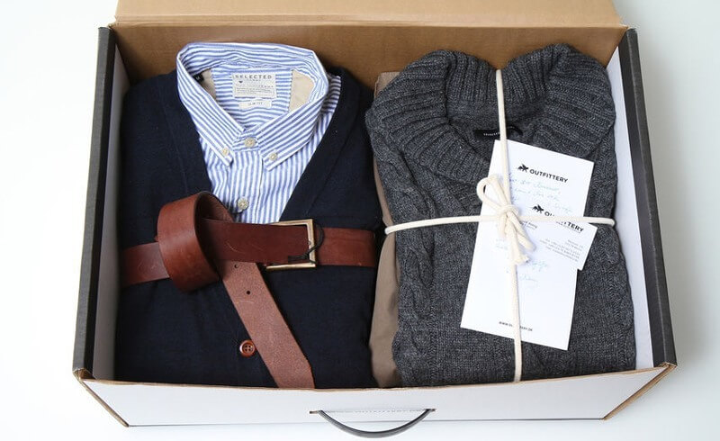 OUTFITTERY - Online Style Expert