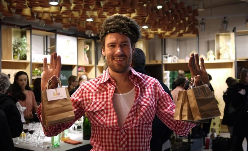 VEG and the CIty Store Opening - Zürich