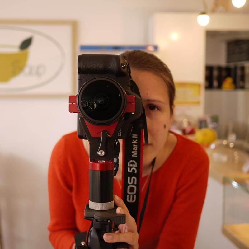 Google for Business Photographer Zurich - Olga Bushkova