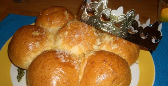 Three Kings Cake Recipe - Dreikönigskuchen