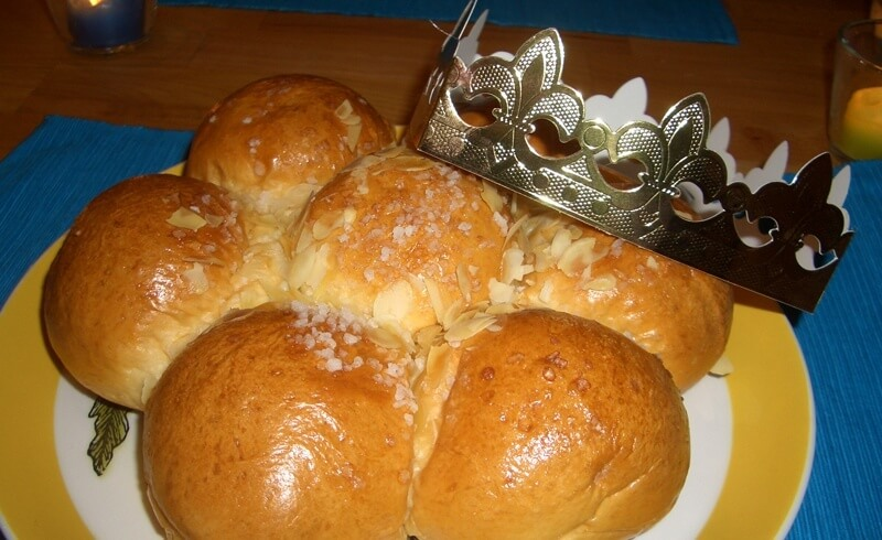 Swiss Three Kings Cake Recipe