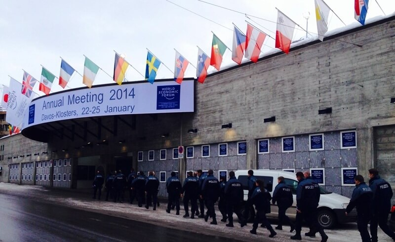 WEF 2014 - Police