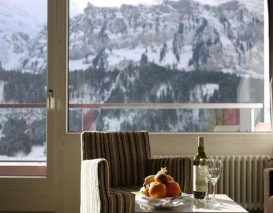 Hotel Waldegg in Engelberg, Switzerland