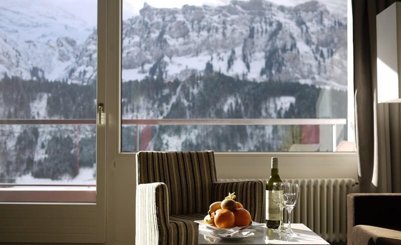 Hotel Waldegg in Engelberg, Switzerland