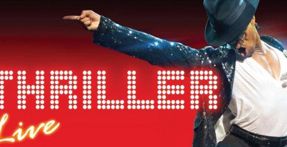 Michael Jackson - THRILLER Live