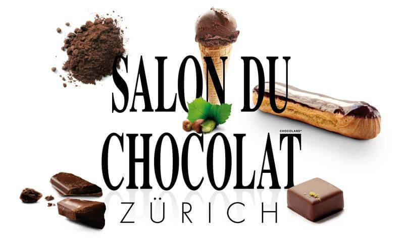 Le Salon du Chocolat 2014 in Zürich