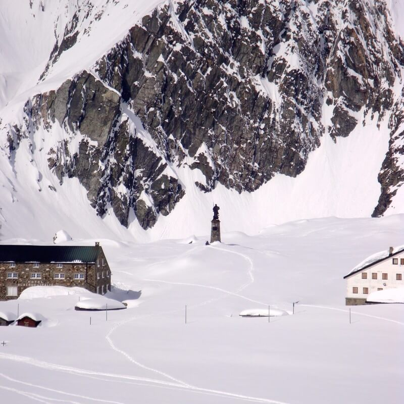 St. Bernard Hospice, Switzerland