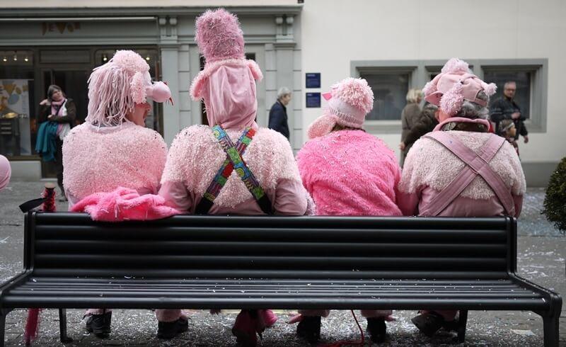 Zürich Carnival 2012