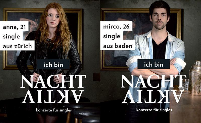 NACHTAKTIV for Singles in Switzerland