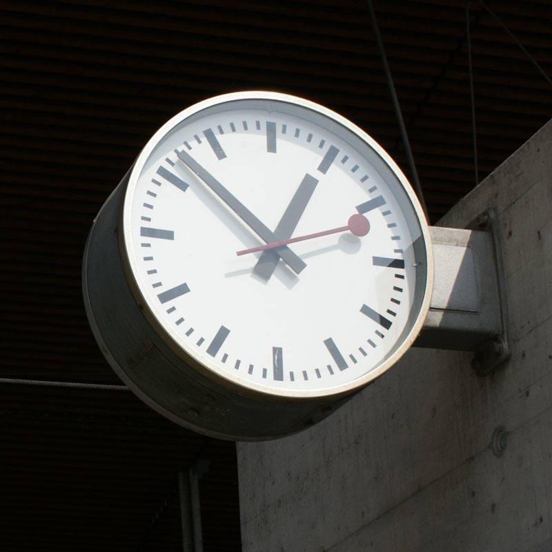 Things Swiss Abroad Miss - Swiss Punctuality