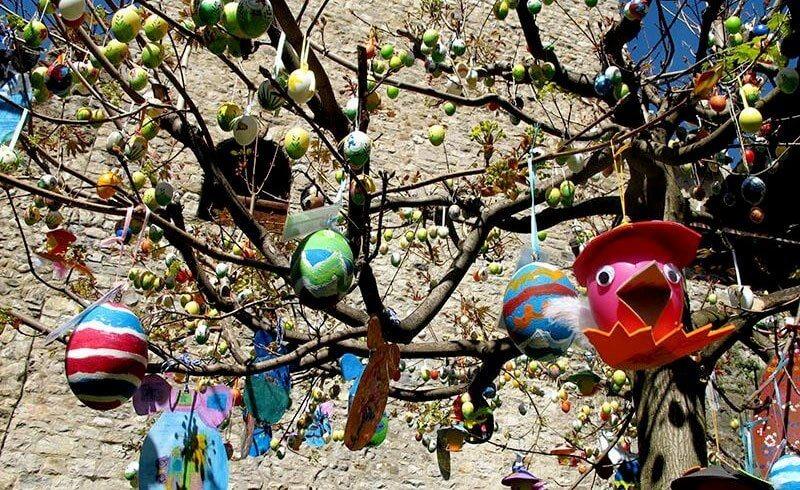 Chillon Castle Easter Egg Workshop