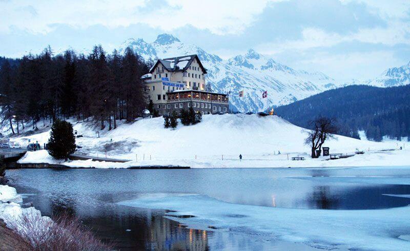 St. Moritz Gourmet - Hotel Waldhaus am See