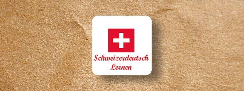 Swiss German App - Schweizerdeutsch Lernen