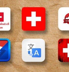 Swiss German Smartphone Language Apps
