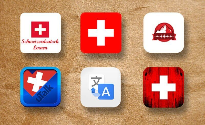 Swiss German Smartphone Language Apps