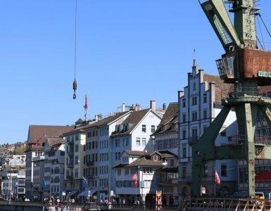 Zurich Dock Crane - Zurich Transit Maritim