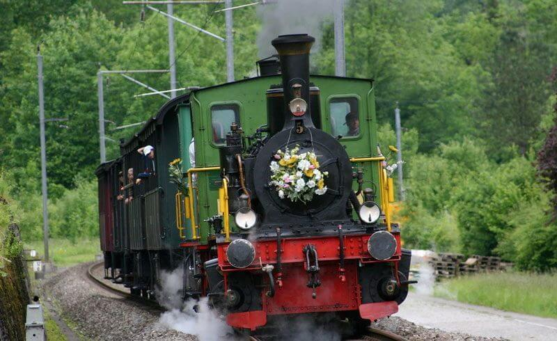 Zurich Easter Train