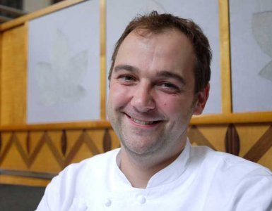 Daniel Humm - Eleven Madison Park Swiss Chef