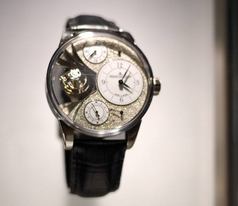 TimeCrafters - Jaeger-LeCoultre