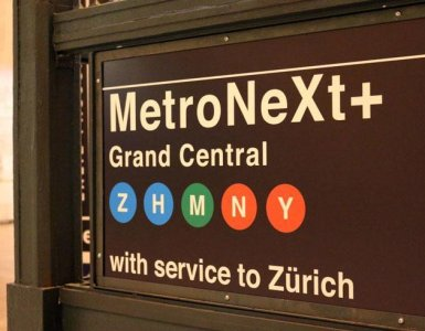 Zurich Meets New York - MetroNext+