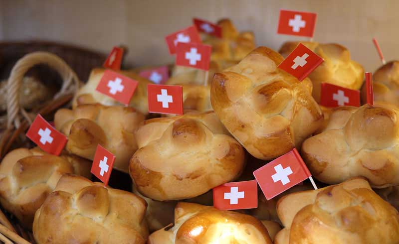 Traditional Swiss Foods List