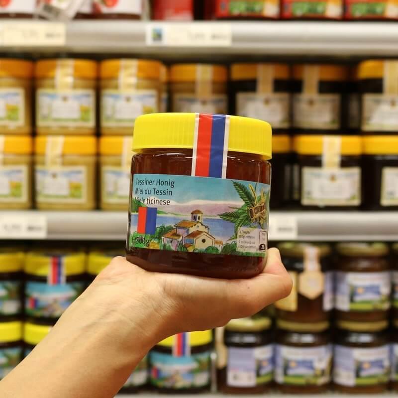August 1 Swiss National Day - Ticino Honey
