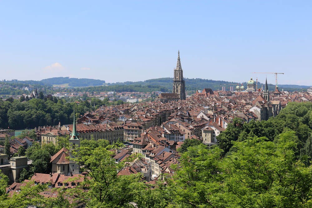 Berne Old City by Newly Swissed