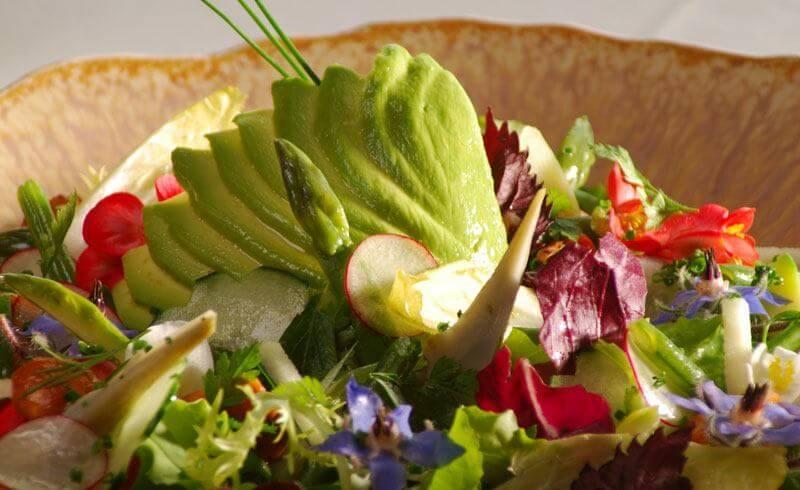 Hotel d'Angleterre - Vegetarian Delights