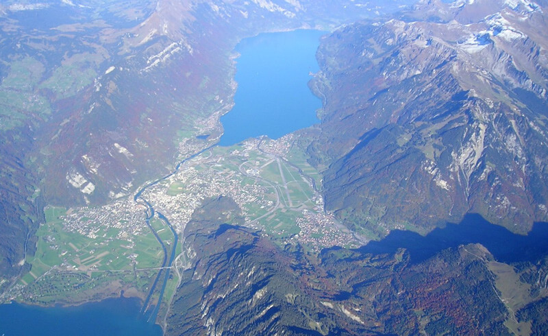 Interlaken Aerial