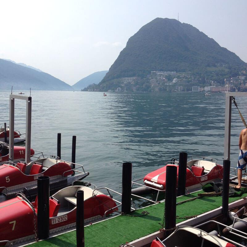 Lugano Whale Spotting