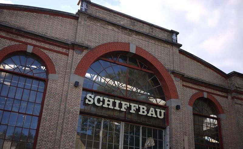 Schiffbau Zurich Escher Wyss