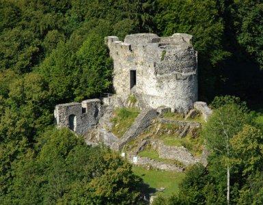 Unspunnen Castle