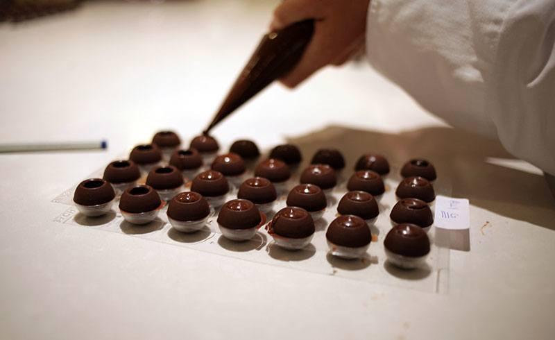 Lindt Chocolate Workshop Switzerland