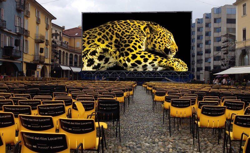 Locarno Film Festival - Piazza Grande