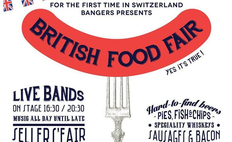 British Food Fair 2014