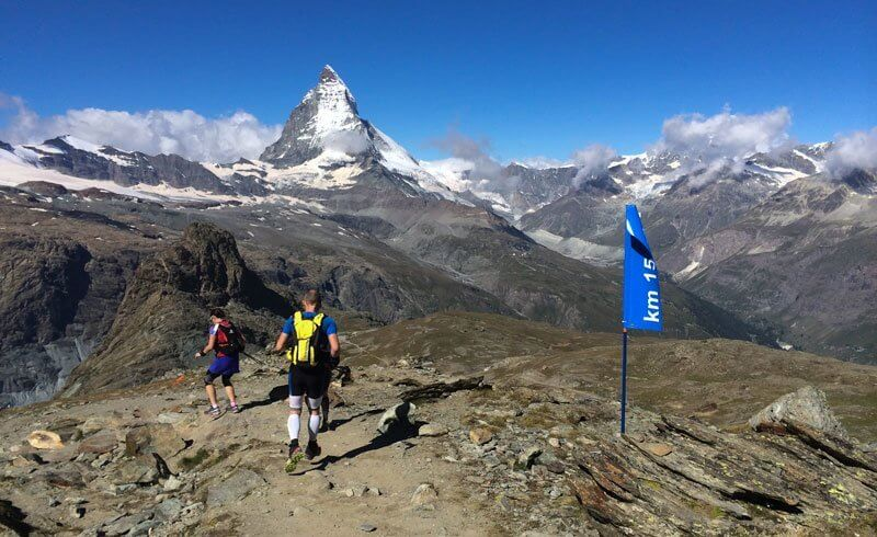 Ultraks14 - Runners in Zermatt