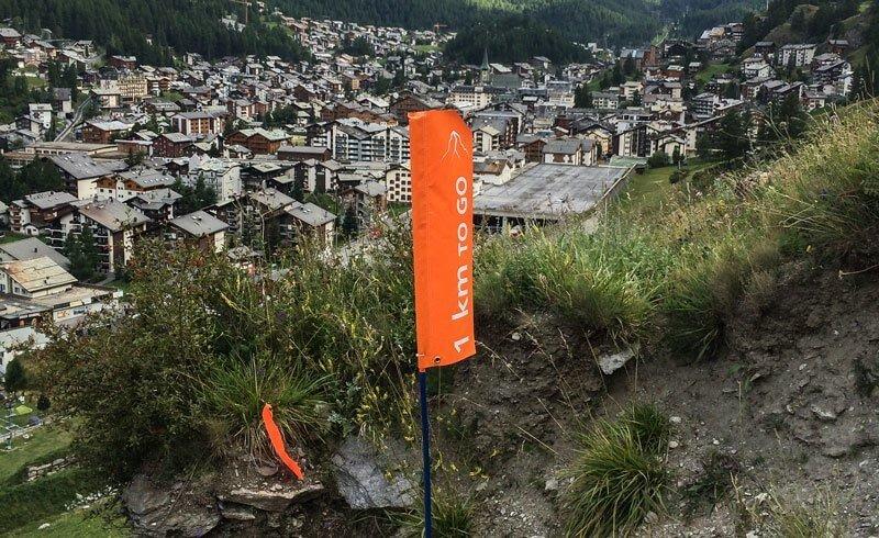 Ultraks14 - View of Zermatt Switzerland