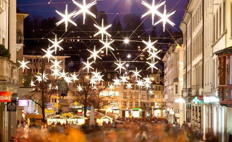 Christmas Market St.Gallen