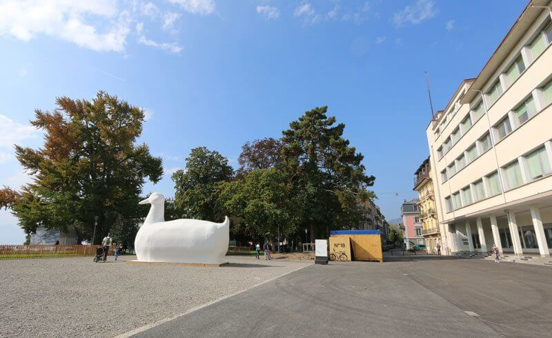 Festival Images Vevey 2014 - DUCK by Olivier Cablat