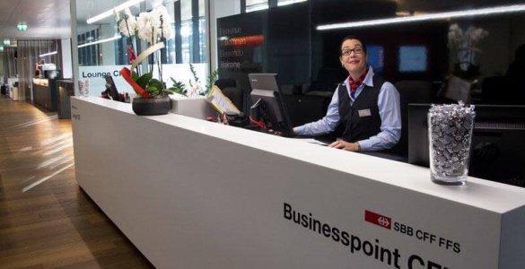 Geneva Cornavin - CFF Business Point