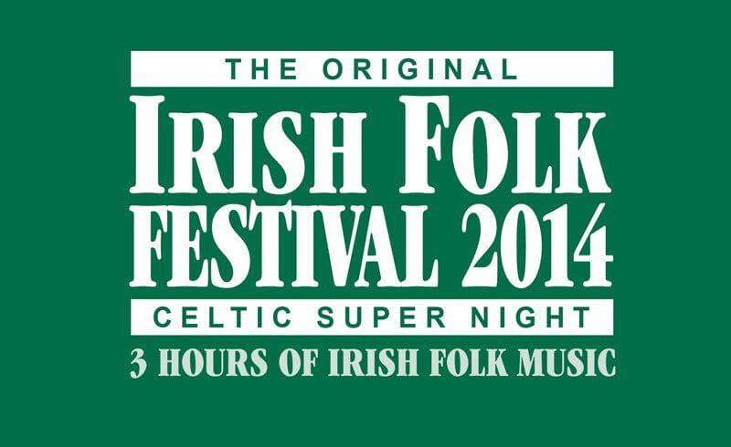 Irish Folk Festival 2014
